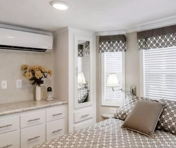 Athens Bedroom