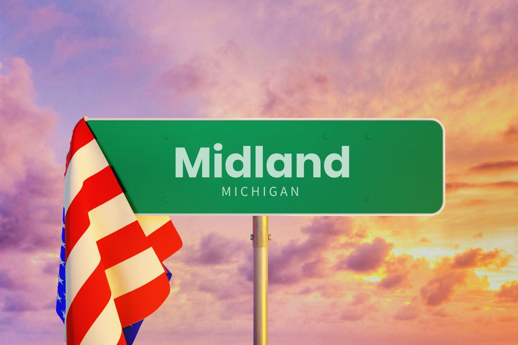 Midland Flag