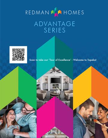 2021 Redman Advantage Series Brochure
